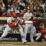 Reds lose to Padres 2-1 despite Holmberg's strong outing