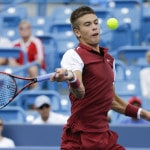 French Open champ Stan Wawrinka survives upset bid in Cincy