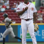 Reds overpower Tigers in biggest comeback win of season
