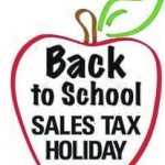 State lists school supplies free of tax
