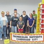 Cardboard City moves to courthouse