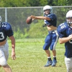 BHSFB: O'Rourke hopes strong finish carries over