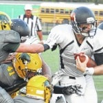 'Cane rides wild 4th to win