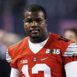 Ohio State QB Jones taken to hospital for headache
