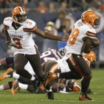 Browns trade running back Terrance West to Titans