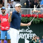 Spieth finishes in style to win FedEx Cup