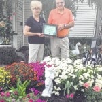 Landscaping and beautification awards given