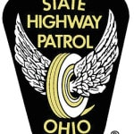 Vehicle sideswipes pickup, then hits combine head-on, injuring two