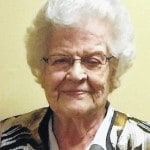 Ruth Haines Hussey 90th birthday open house