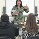 Eriksson up for Teacher of the Year