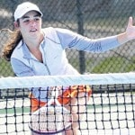 Tennis in the blood for Brooks