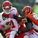 Bengals stay unbeaten with 36-21 win over Chiefs