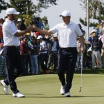 Americans jump out to another lead in Presidents Cup