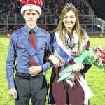 East Clinton homecoming royalty