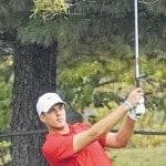 Blair misses playoff by 1 stroke