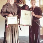 Williams earns black belt
