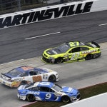 Gordon wins Martinsville to earn spot in championship finale