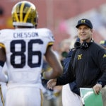 Most ex-Wolverines don't want Ohio St. help in Big Ten race