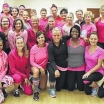 Vital Fitness raises money for cancer victim