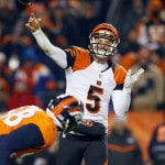 Ware recovers fumble to seal Broncos' 20-17 win over Bengals