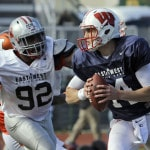 Navy's Reynolds switches from QB to RB for East-West game