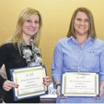 Two locals earn NCB service honors