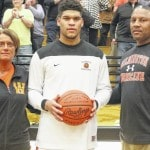 Cumberland honored as top scorer in WHS history