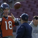 Manning last game? Newton's finest moment? We'll see