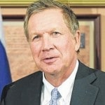 Travel fund for Kasich security tops $350K