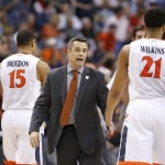 Virginia No. 1 seed in NCAA Midwest without conference title