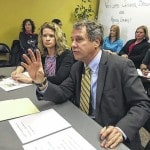 'Addiction doesn't discriminate': Sen. Brown holds WCH roundtable