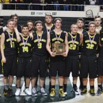 Mustangs rally 73-62, win SE district title