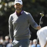 The Latest: Woosnam plays his final round at Augusta