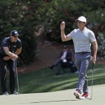 McIlroy roars back into contention in the Masters