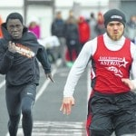 Hurricane edges out Lions in meet at EC