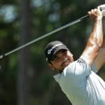 Day ties course record at Sawgrass with 63 for the lead