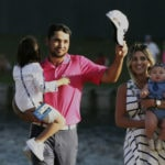 Jason Day starting to draw comparisons with Tiger Woods
