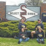 Blan FFA shines at state convention