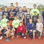 BMS boys 2nd at SBAAC meet; girls 9th