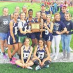 Blanchester girls win SBAAC National Division championship