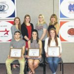 9 seniors earn BAC Integrity Scholarship