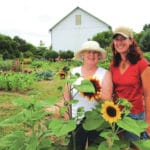 Flower farms a blooming biz