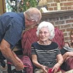 Maxine Summers Kuhns celebrates 100th