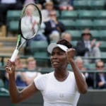 Williams sisters both win; could meet in Wimbledon final