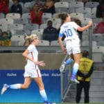 US women beats New Zealand 2-0 in Olympic soccer tournament