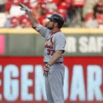 Cardinals hold off Reds' late rally 5-4