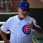 Playoff-bound Cubs planning ahead