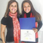 WHS' Kiona France earns recognition