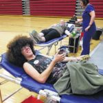 CMHS students give of themselves