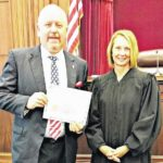 An American privilege for new US citizen